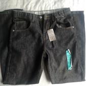 Новые джинсы на мальчика 158 р.