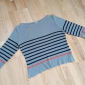 Джемпер свитер на прохладное лето блиц-пересылка моя