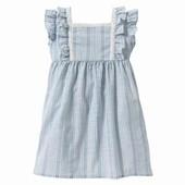 чудова бавовняна літня сукня 98