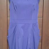 Фирменное оригинальное платье в состоянии новой вещи р. 12-14