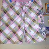 Классные летние шортики 12/40 размера.