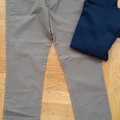 Нові фірмові котонові штани 54р.+ новий гольф в подарунок