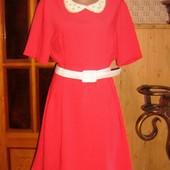 Качество!!! Яркое, легкое платьице/украшение съемное, от модного бренда Defile Lux