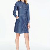Платье-рубашка джинсовое boden (uk 16, р.50)
