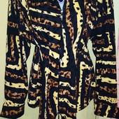 Шикарная блузка -кофточка