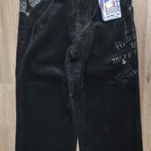 Вельветовые брюки Chintonku на рост 110/120см