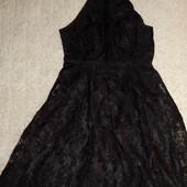 элегантное вечернее платье от mela london