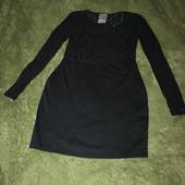 Маленькое черное платье Глория Джинс размер 42-44