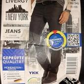 Лёгенькие, летние брюки-джинсы Livergy Германия размер 54 (38/34)