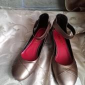 Женские удобные туфли на низком ходу Chanel. Размер на выбор.