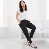 Мягкие брюки джерси, с кисточками, в стиле casual,Tchibo(Германия), рр. наши: 42-46 (36/38 евро)