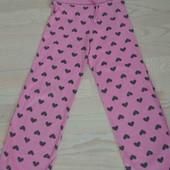 Пижамные штаны 5-7 лет George, бу