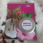 Духи твёрдые масляные Miracle Lancome
