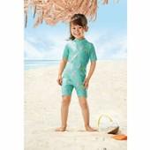 Комбинезон для купания девочке Lupilu Германия, защита от ультрафиолетового излучения размер 110/116