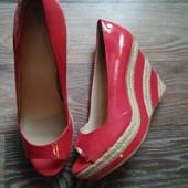 Летние туфли Calvin Klein стелька 26 см