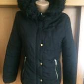 Куртка , демисезон, размер 13-14 лет 160 см. H&M