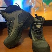 Ботинки, длина стельки 23 см