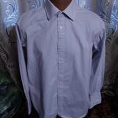Мужская полосатая рубашка tm lewin