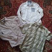 Шикарные рубашки от известных брендов✓В идеале✓О Качестве не пожалеете✓Все в лоте✓