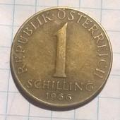 Австрия 1 шиллинг 1966