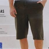 Редкий размер!Отличные мужские трикотажные шорты бермуды Livergy. Размер 3XL, евро 64-66