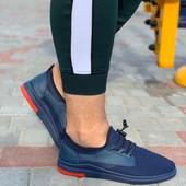 Бомбовые, лёгкие, стильные мужские кроссовки!