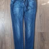 Стильные джинсы, на девочку 13-15 лет замеры в описании!