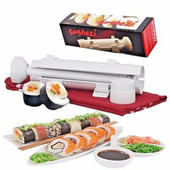 Форма для приготовления роллов и суши Sushezi Сушимейкер Белая, ролл машинка