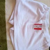 класні легкі шорти _юбка для вашої модняшки розмір 142 /151