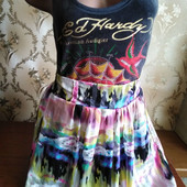 Женская красивая летняя юбка Zerona. Размер S.