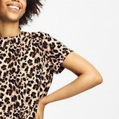 Роскошная блуза футболка коллекция Heidi Clum размер 34