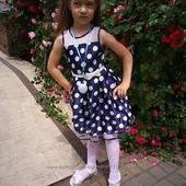 Нарядне плаття для дівчинки 5-9 р Mevis