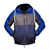 Красивая легкая очень практичная куртка ветровка р. 46, замеры в лоте