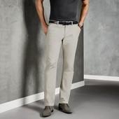 Стильные коттоновые мужские брюки Livergy premium collection Германия размер евро 54