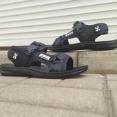 Бомбезные сандалии в стиле Off-white