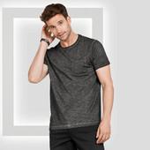 Мужская футболка стиль винтаж livergy размер Л