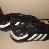 Бутсы оригинал Adidas 19 см.