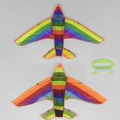 Воздушный змей. Размер 112×69 см.