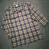 Очень классная рубашка H&M Швеция коттон.