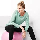 ☘ Мягусенькая толстовка для спорта и отдыха от Tchibo(Германия), р.р.: 48-52 (М евро), см замеры