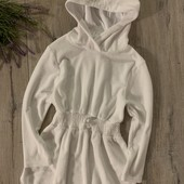 Банный халат на мальчика или девочку 6-7 лет.в хорошем состоянии.