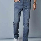 Джинсы на пуговицах Livergy slim fit 52
