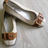 Туфли из натуральной кожи. Размер 36.