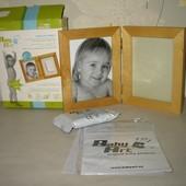 Дорогая рамка для фото и слепка Baby Art, нюанс