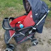 Продам дитячу прогулочну коляску, стан нової