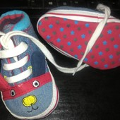 Как новые пинетки-кроссовки George на 2-6 месяцев