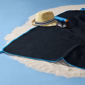 ☘ Плед для пикника с защитой от промокания, Tchibo(Германия), 150 х 200 см