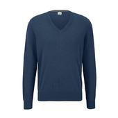 Свитер - пуловер с v-образным вырезом от Tchibo (Германия), размер ХЛ