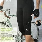 Вело бриджи капри штаны ⚠️ Crivit sports⚠️ XL 56/58