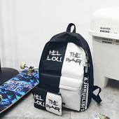 Городской рюкзак с кошельком